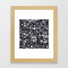 Canine Camo URBAN Framed Art Print