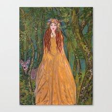 Flidais Canvas Print