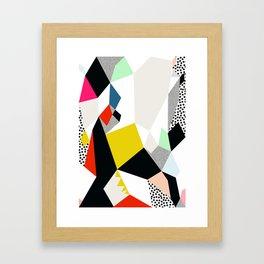 Flowerpot Framed Art Print