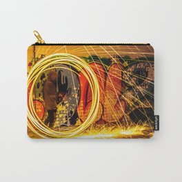 Haunted Spark Carry-All Pouch
