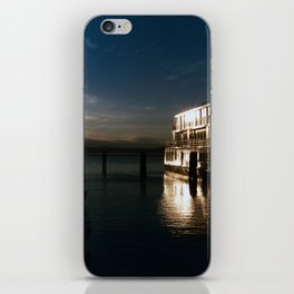 film burlington reflection iPhone Skin