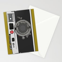Camera Stationery Cards