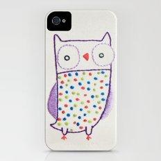 O Owl iPhone (4, 4s) Slim Case