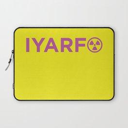 IYARFO Minimal Magenta Laptop Sleeve