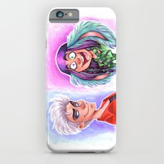 Mad T Party - Dormouse and March Hare iPhone 6s Slim Case
