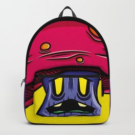 Zombie Mushroom Backpack