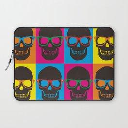Colorfull Skulls Laptop Sleeve