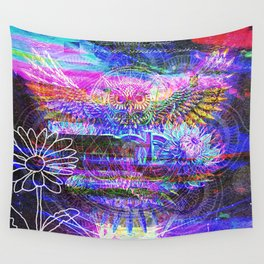 INSOMNIAC Wall Tapestry