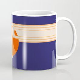 Party Cloudy Skies Coffee Mug
