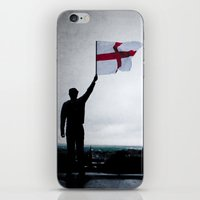 the national iPhone & iPod Skins featuring National Pride by Chris Dale