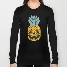 Pineapple Lantern Long Sleeve T-shirt