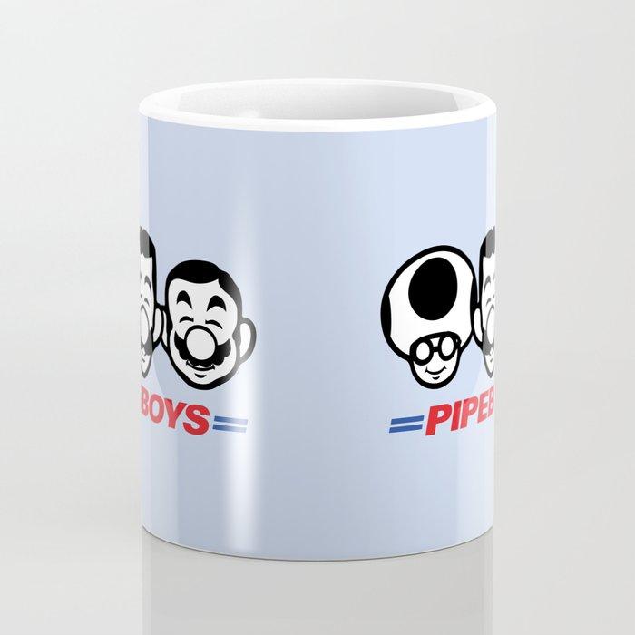 Pipe Boys Coffee Mug