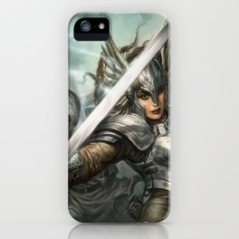 Captain of the Watch iPhone Case