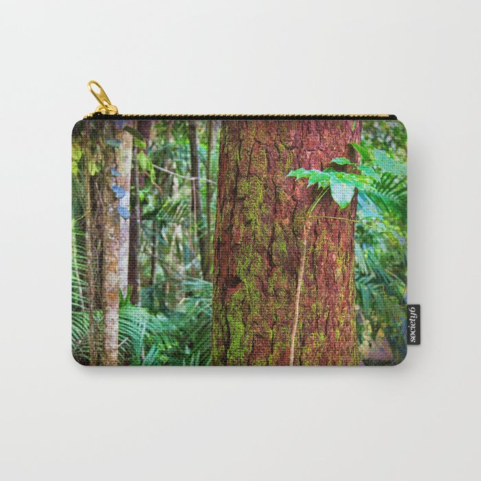 New and old rainforest growth Carry-All Pouch