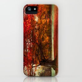 Finest fall iPhone Case