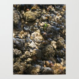 Doulting Pebbles Poster