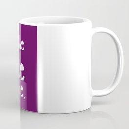 'Though she be but little, she is fierce.' Coffee Mug