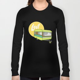 Caravan Lost Long Sleeve T-shirt