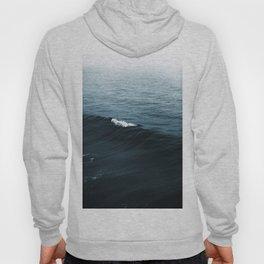Dark Blue Ocean Hoody