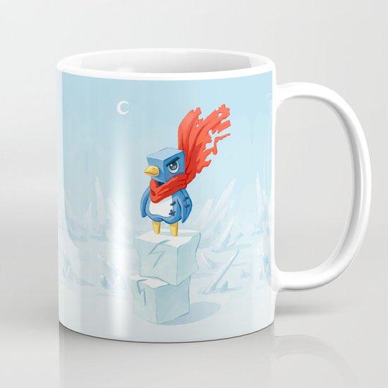 Super Penguin Mug