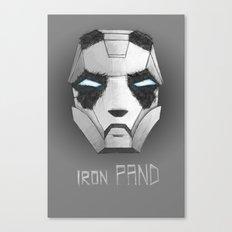 ironPAND Canvas Print