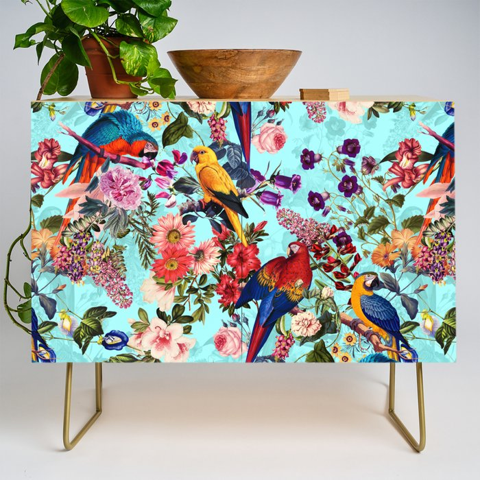 Floral and Birds XI