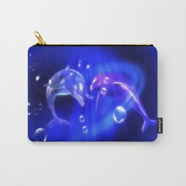 Delphine - dolphins Carry-All Pouch