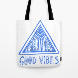 Good Vibes Mindset Tote Bag