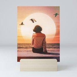The Agility Of Flight Mini Art Print