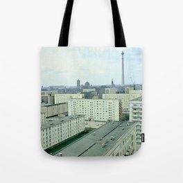 East Berlin '69 Tote Bag