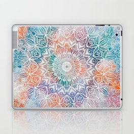 Leaves Mandala Laptop & iPad Skin