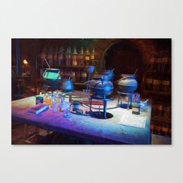 Potions Class Canvas Print