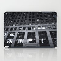 theatre iPad Cases featuring Paramount Theatre by Benjamin Hunter