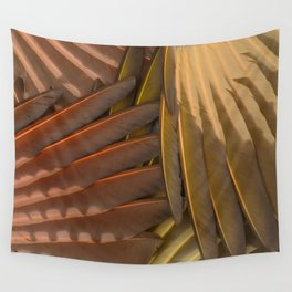 Northern Flicker Wings Wall Tapestry