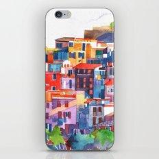 Cinque Terre vol2 iPhone & iPod Skin