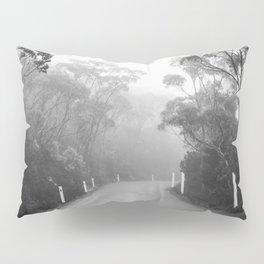 Mount Wellington Misty Road Pillow Sham