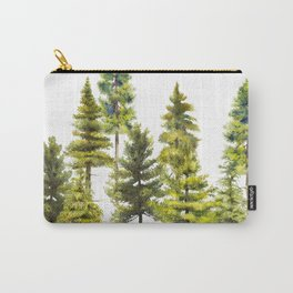 Coniferous Forest 1 Carry-All Pouch