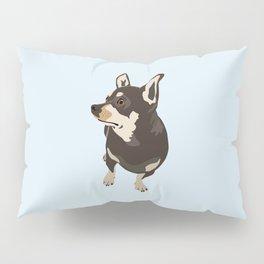 Hopeful Dog Pillow Sham