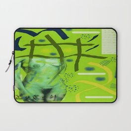 Homage to Balzac n.11 Laptop Sleeve