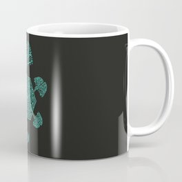 Natural Maze Coffee Mug