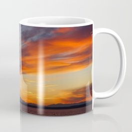 marvelous sunset over the sea Coffee Mug