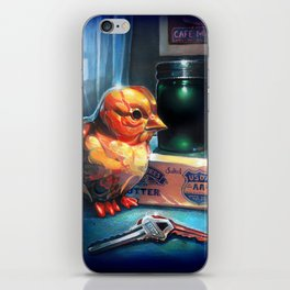 Butter Chicken iPhone Skin
