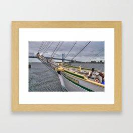 Gazela  Framed Art Print