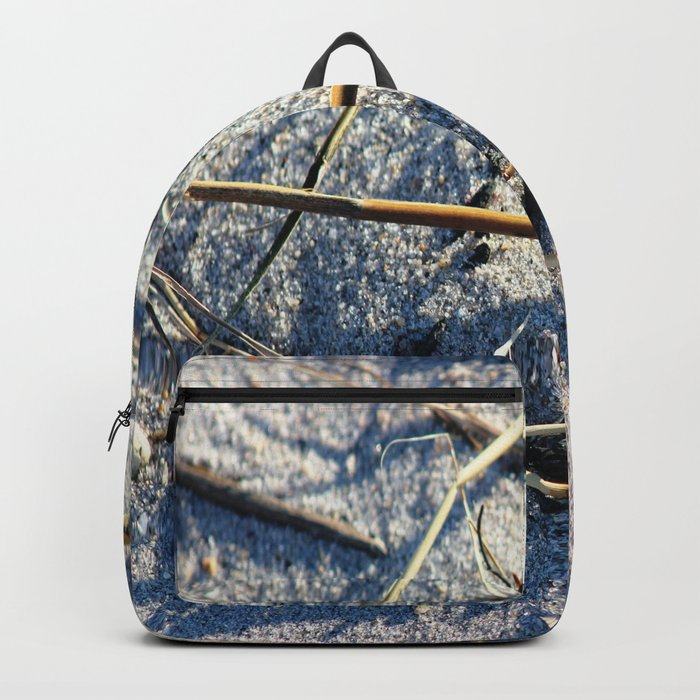 Shadows In The Sand Backpack