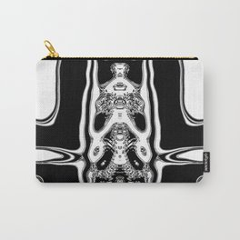 Mono alien Carry-All Pouch