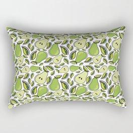 Pear pattern Rectangular Pillow