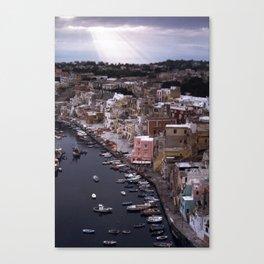 Procida Canvas Print