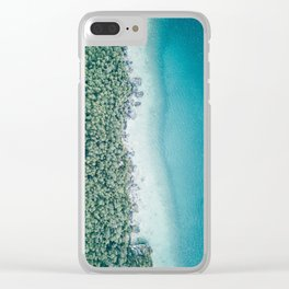 Canada Clear iPhone Case