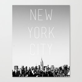 Like no other Canvas Print
