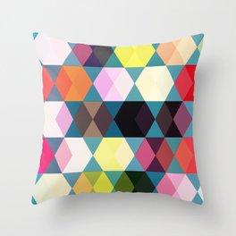 Tivoli Colourful Pattern  Throw Pillow